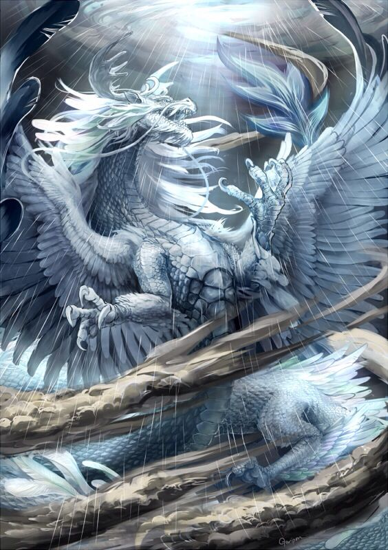White Dragon ;-)