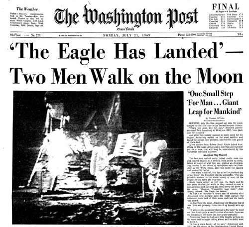 moon landing article - photo #11