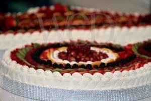 Fruit cake 18 italian shape cake