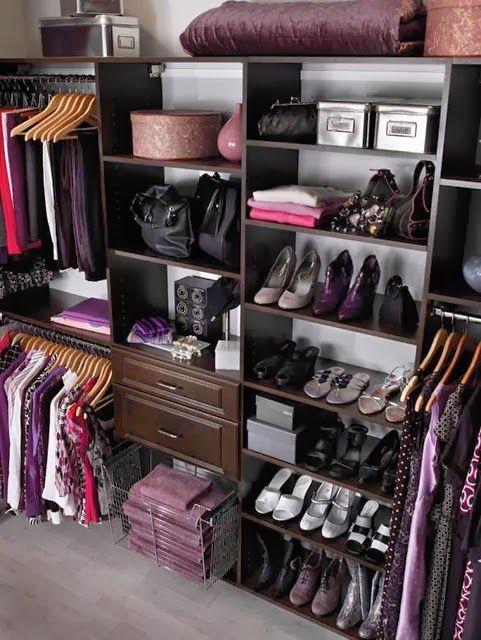Closets modernos de madera para j venes vestidores c for Closets modernos para jovenes