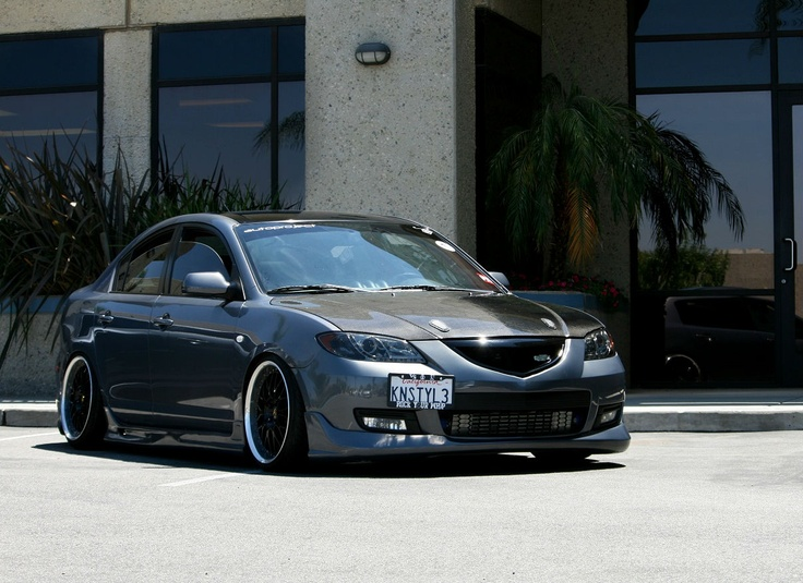 I dont know why but i have always wanted one my wants for Mazdaspeed 6 exterior mods