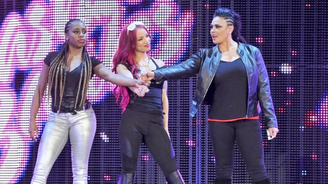Team Bad WWE Naomi | WWE Stable Gets Theme Song, New Starring Role for Kevin Nash, Orton ...