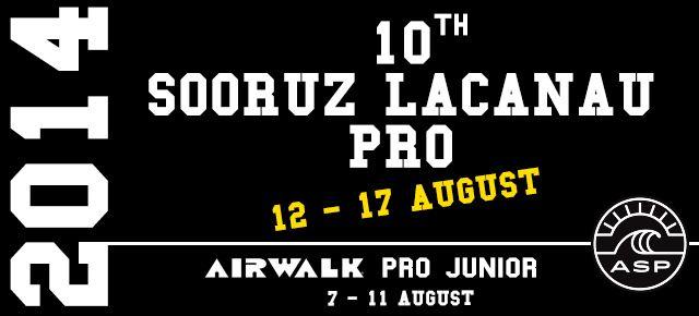 Lacanau accueille chaque année le Soöruz Lacanau Pro, qui est une étape du championnat du monde de surf professionnel. Les meilleurs surfeurs du monde viennent s'affronter à Lacanau, avant de poursuivre les séries de qualifications pour le championnat du monde. http://www.sooruzlacanaupro.com