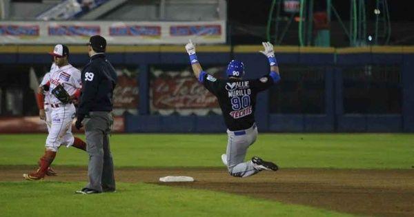 Jonrón de Edson García en la quinta entrada marcó la diferencia para que los Charros de Jalisco vencieran 2 por 1 a los Águilas de Mexicali
