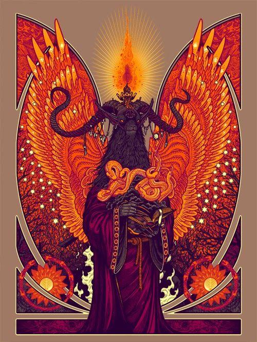 """Florian Bertmer: """"Order of the Seven Serpents"""""""