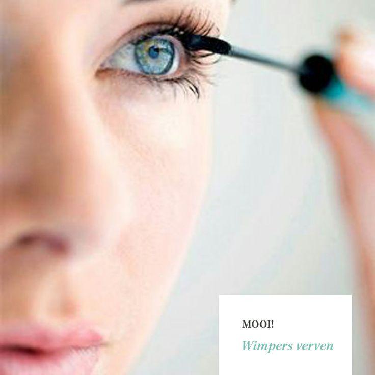 Het klinkt als een droom: nooit meer mascara op hoeven doen, maar wel een open en frisse oogopslag. Het kan door middel van wimpers verven. Wij adviseren je graag!  http://amranibeauty.com/wimpers/