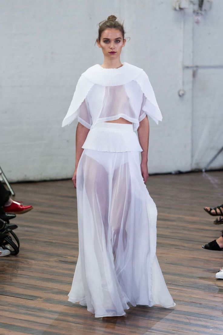 #MBFWA Michael Lo Sordo ready-to-wear spring/summer '15/'16 - Vogue Australia