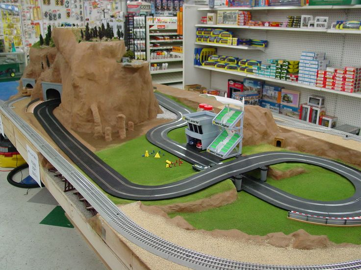 train tables for adults | Hobby Central