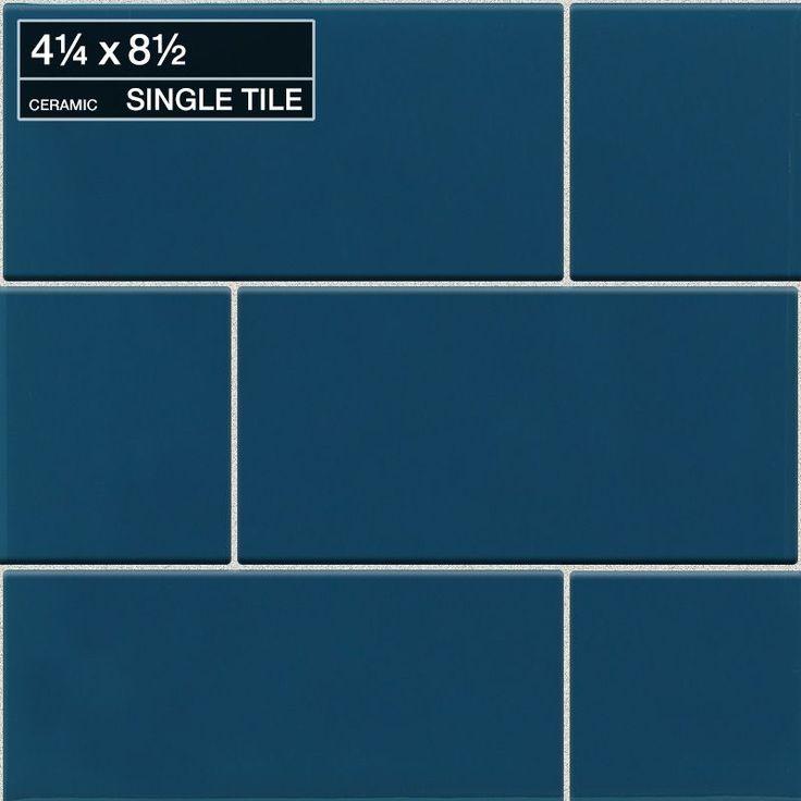 "Daltile 1469-48MOD1P1 Modern Dimensions Galaxy 8 1/2"" x 4 1/4"" Ceramic Multi-Sur Galaxy Tile Multi-Surface Tile Field Tile"