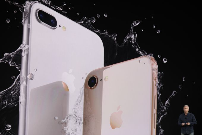Apple announces the iPhone 8 and iPhone 8 Plus  It comes in silver, space grey and a new gold finish that looks like a mix between gold and rose gold. These phones are sealed to be water and dust resistant. Apple also announced the iPhone X at the same conference, a new, premium model with a screen that fills the front of the device. Read... https://unlock.zone/apple-announces-the-iphone-8-and-iphone-8-plus/