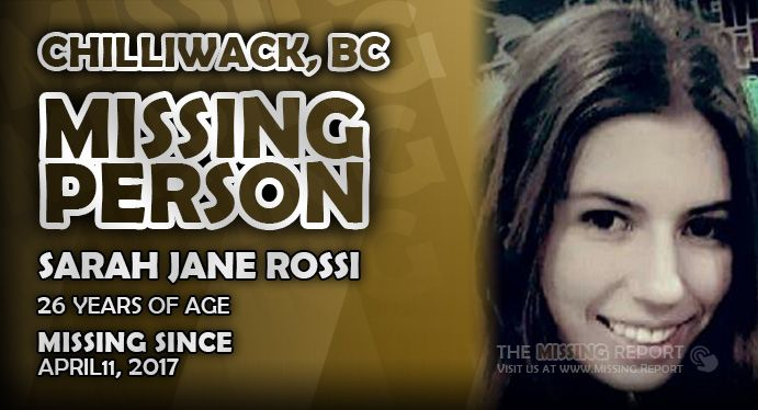 British Columbia Missing Report - #Chilliwack #Missing #MissingPerson #MissingPeople #MissingCanada #BCMissing #MissingBC #BritishColumbia #BC - http://sha-re.me/a2ud
