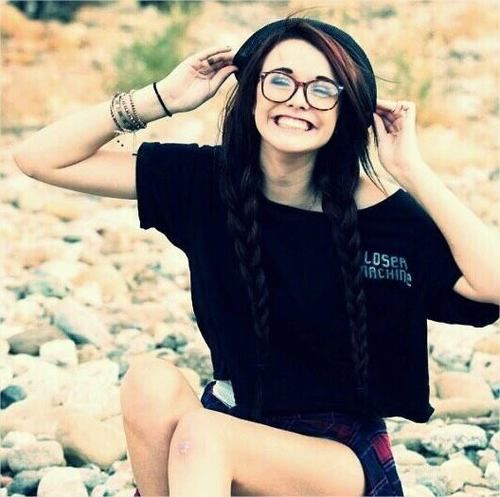 Acacia Brinley Clark #braids #silly #pretty #smile #jealous