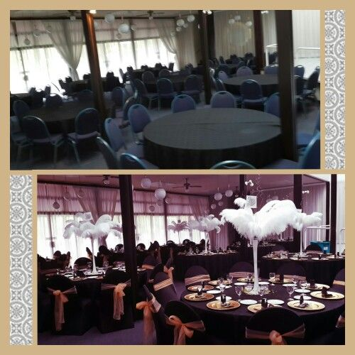 Great Gatsby Before and After Venue Photo