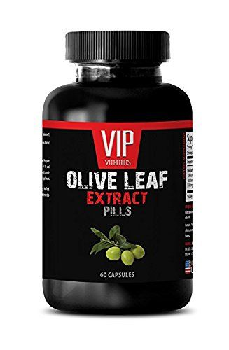 immune support for women Olive Leaf Extract 500MG whole leaf