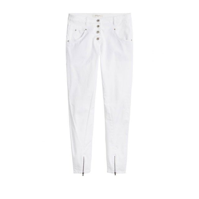 Sandwich Clothing High Waist Jeans White