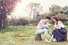 korean casual pre wedding shoot - Google Search