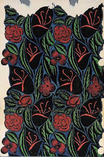 Raoul Dufy, design
