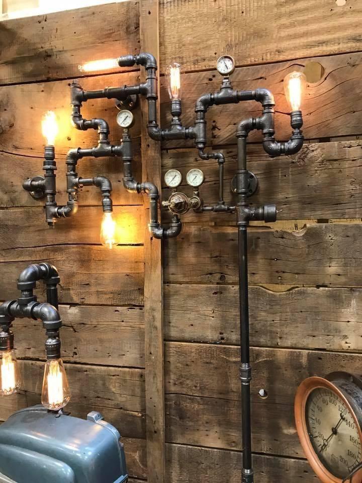 5869 best pipe furniture images on pinterest pipes desks and pipe desk. Black Bedroom Furniture Sets. Home Design Ideas