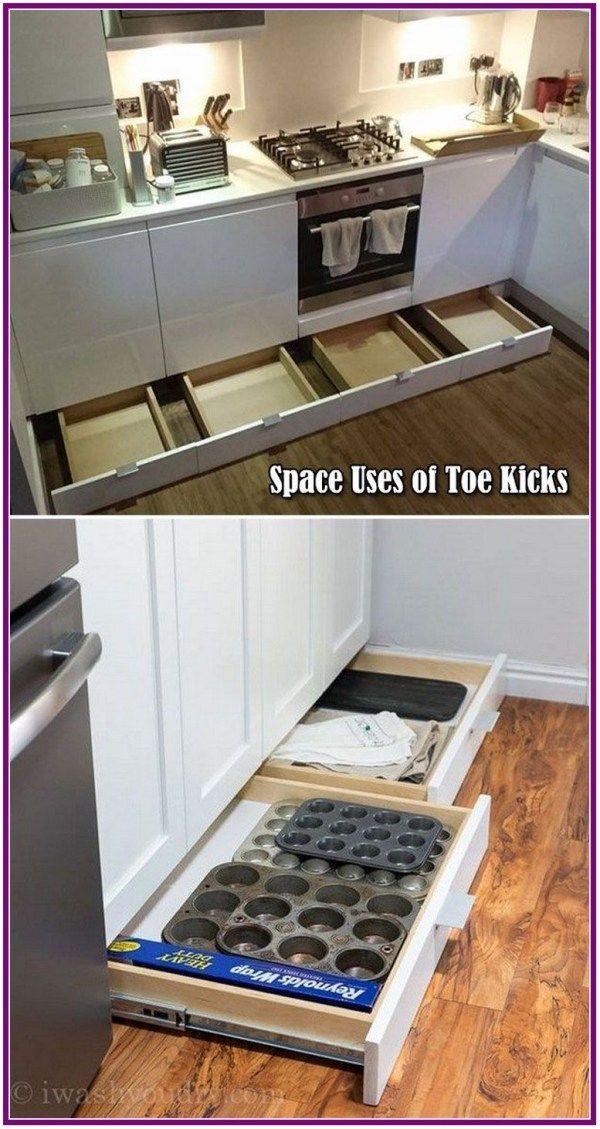 26 Genius Ways To Organize Kitchen Cabinets 00012 Diy Kitchen Diy Kitchen Renovation Kitchen Cabinet Design