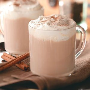 Vanilla Chai Tea Recipe from Taste of Home -- shared by the Taste of Home Test Kitchen