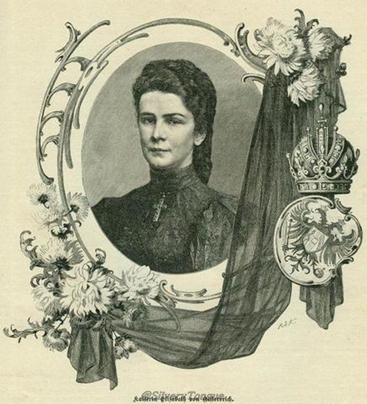 17 Best Images About Empress Elizabeth Of Austria On