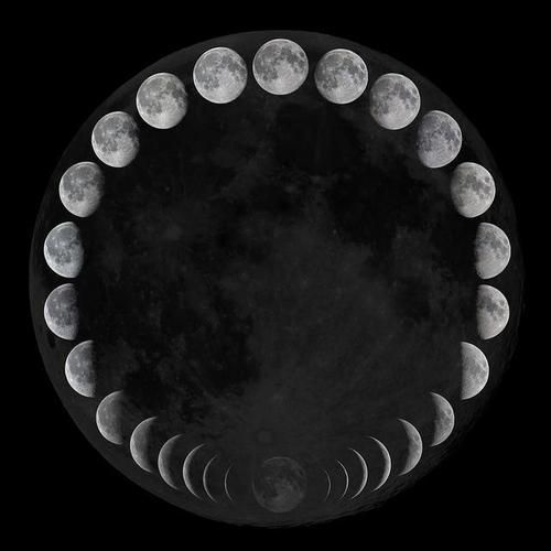 Lunar cycle...this is one of God's awesome gifts. At the top of the cycle is the full moon, and it actually affects my mood and my feelings. Amazing, beautiful world this is.