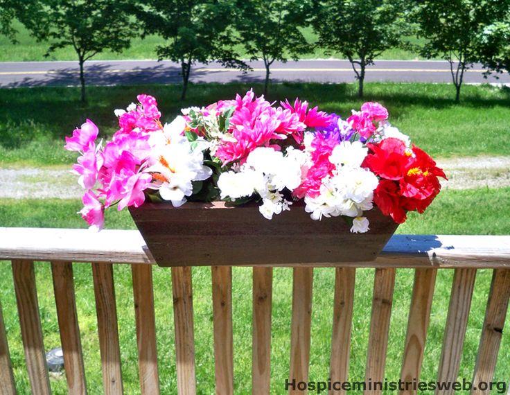 Rattan Blumenkübel Für Balkon