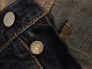 MADA IN JAPAN,EVISUジーンズ,真贋,ポケットリベット,LOT.2000,エビス,縫製