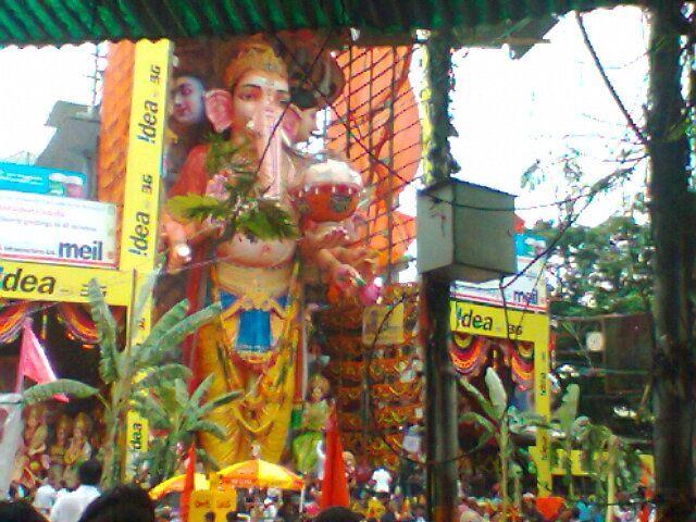 60 feet Ganesha
