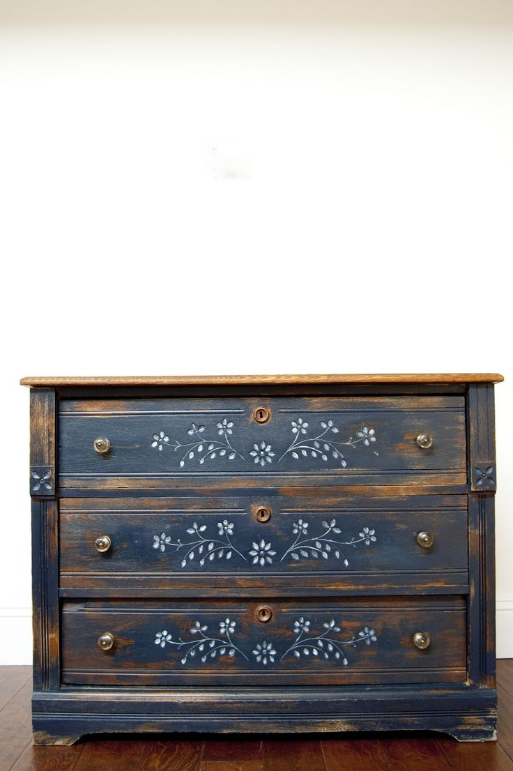 Gorgeous Dresser from 551 East Furniture Design - love the finish!