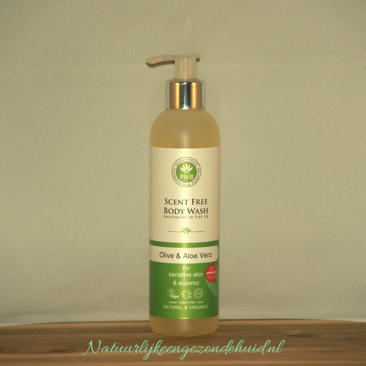 Deze geurloze bodywash reinigt en verzorgt en is perfect als je een gevoelige huid hebt. Puur natuur en vol actieve kruidenextracten om mild te reinigen.