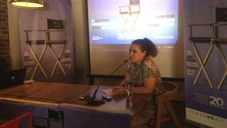Gazete Duvar /// Uçan Süpürge Uluslararası Kadın Filmleri Festivali tanıtıldı
