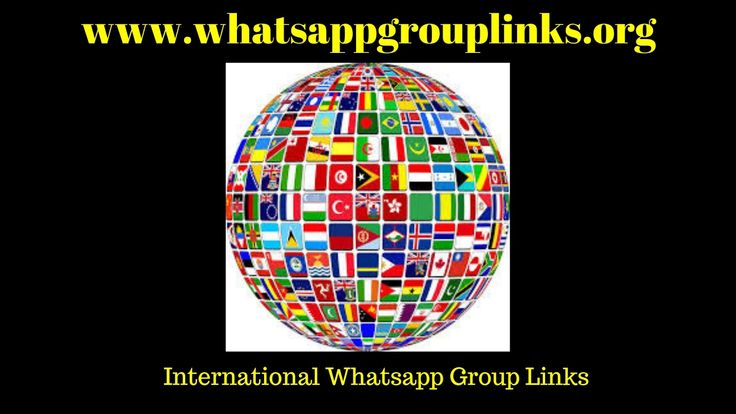 Join International Whatsapp group links list