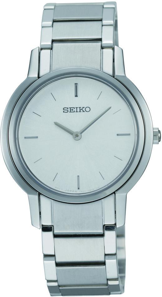 Seiko SFQ821P1 mit Gravur