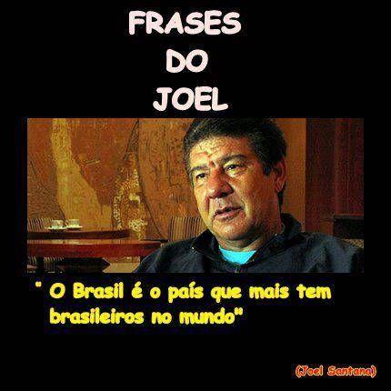 Frases do Joel