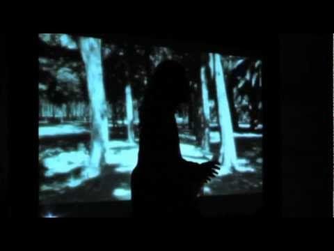 """Mariana Hartasánchez Frenk (1976), """"Doppelgänger"""" (2013). Cápsula del programa  """"In Situ, Arte y Cultura desde su creación"""" de TVUAQ"""
