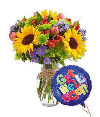 Get Well Flowers - European Garden Ge... (bestseller)  #FromYouFlowers
