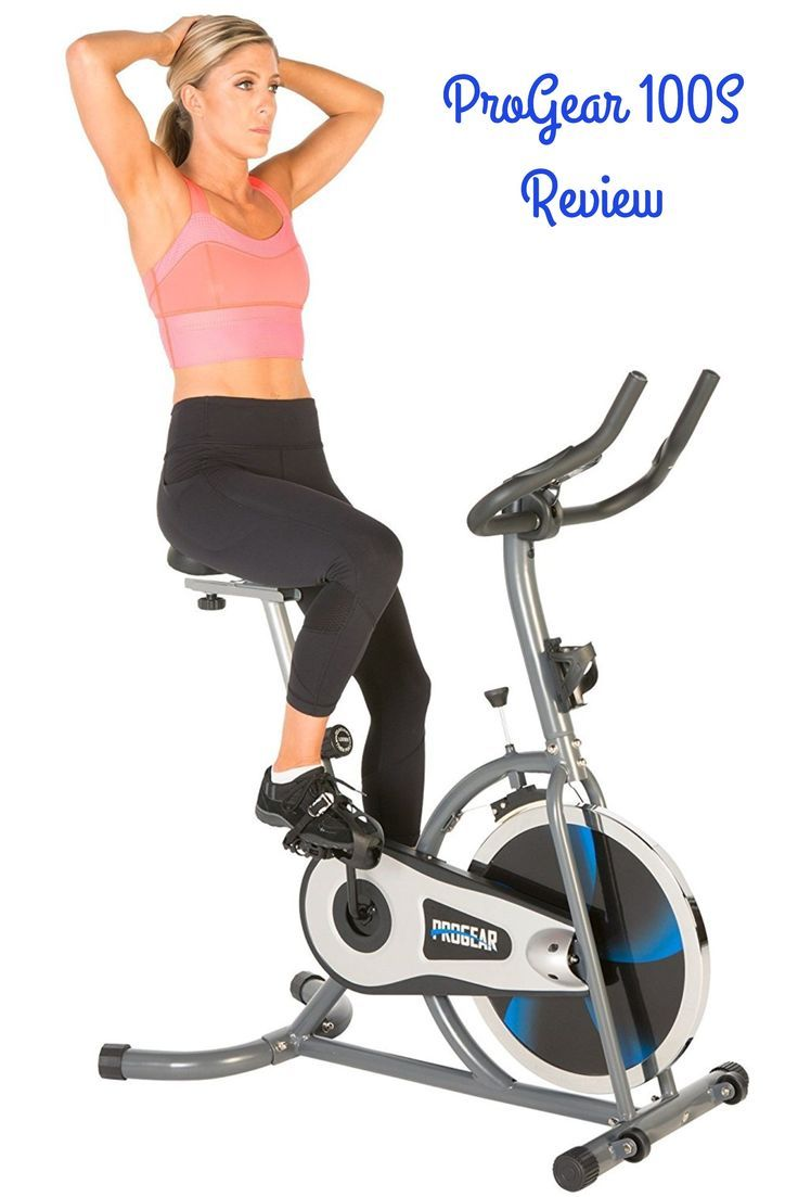 In this ProGear 100S Review, we will look at everything you need to know to decide if the ProGear 100S Exercise Bike will suite your needs.  Click the following link to read the review: http://www.bestwomensworkoutreviews.com/a-complete-guide-to-the-progear-100s-exercise-bike-indoor-trainer