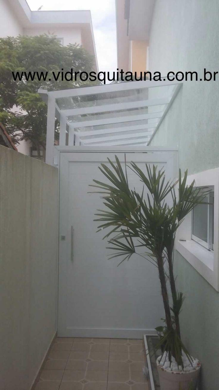 Pensando sempre na qualidade e versatilidade a Vidros Quitaúna Fabrica a Cobertura em Cobertura em vidro e Guarda Corpo em São Paulo, Alphaville.