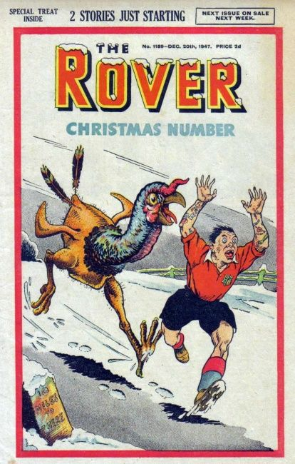 The Rover No.1189 - 20th December 1947(Christmas Edition)