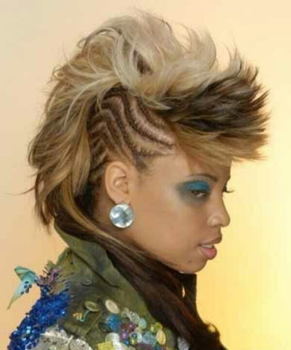 Crazy Hairstyles 9 Best Crazy Hairstyles Images On Pinterest  Hair Dos Crazy
