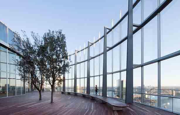 Sustainable High-Rise Greens Sydney Skyline