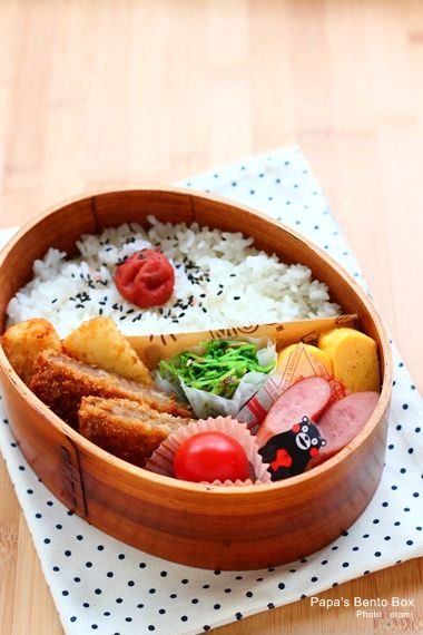 ・ハッシュポテト ・メンチカツ ・豆苗のマヨおかか和え ・玉子焼き ・ウインナー ・ミニトマト