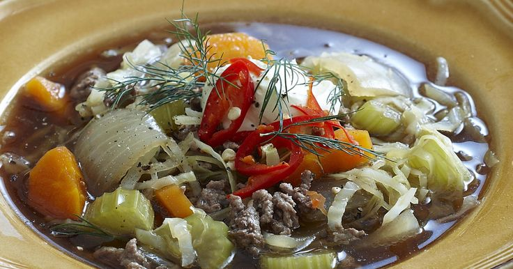 The best Beef and Cabbage Soup recipe you will ever find. Welcome to RecipesPlus, your premier destination for delicious and dreamy food inspiration.