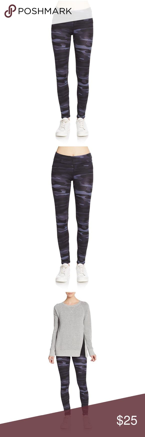 MARC NEW YORK BY ANDREW MARC  Leggings MARC NEW YORK BY ANDREW MARC  Camo-Print Performance Leggings. Super light and perfect for running or if you just want stylish leggings!! Andrew Marc Other