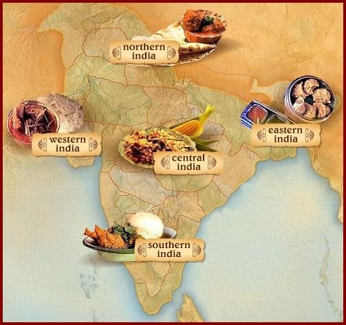 Indians From India | ... some similarities/differences between American and Indian food