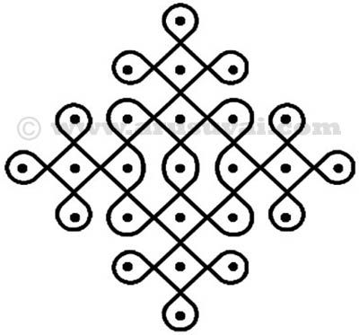 சிக்கு கோலம் - 7 | arusuvai
