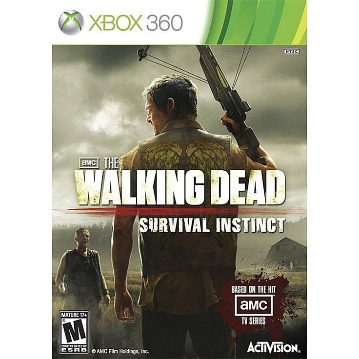 Microsoft The Walking Dead: Survival Instinct - Xbox 360