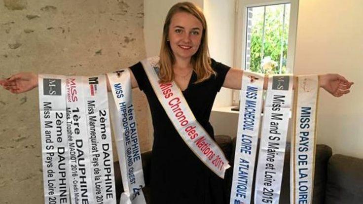Pays de la Loire – Cindy Berdin une fleuriste à 10 centimètres du concours Miss France
