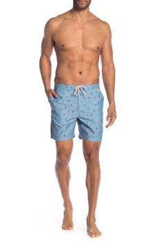 46a024d545 Original Penguin - Mini Penguin Printed Board Shorts | My Summer ...